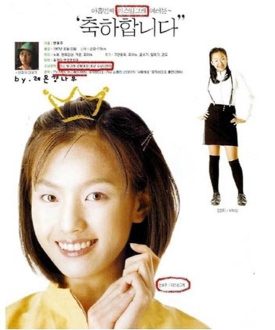 Những con số đáng ngưỡng mộ về người đẹp 'W' Han Hyo Joo