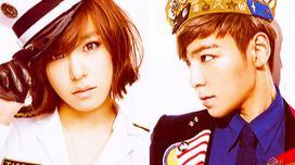SNSD, Big Bang T.O.P bị