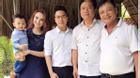 Facebook 24h: Diễm Hương khoe quý tử được Bí thư Đinh La Thăng khen đẹp trai