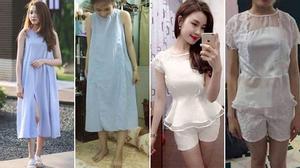 Khóc tức tưởi vì rước thảm họa thời trang từ mua hàng online