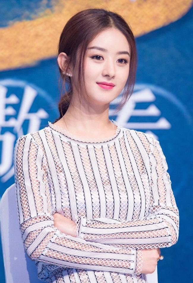 Top 10 mỹ nhân 'không dao kéo' đẹp nhất Cbiz gây tranh cãi vì Lưu Diệc Phi chỉ xếp thứ 9