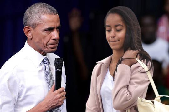 Tổng thống Obama nổi giận vụ con gái