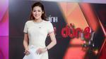 Mẹ Á hậu Tú Anh lo sợ đến rơi tim khi con gái dẫn chương trình trên VTV