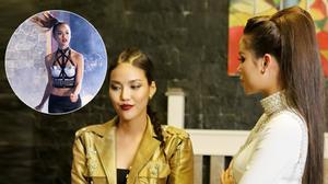 The Face: Phạm Hương thẳng tay 'tiêu diệt' Mai Ngô của team Lan Khuê