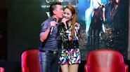 Đàm Vĩnh Hưng đã hôn cô gái này trước đám đông khán giả