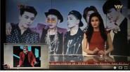 VTV24 đưa nhầm Sơn Tùng MTP vào tin sinh nhật Big Bang