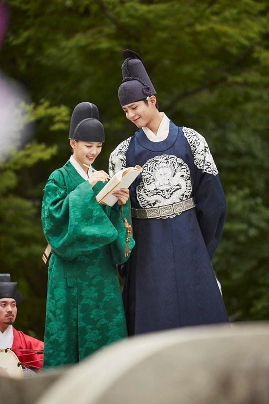 Đây là 'Nữ thần cổ trang mới' trên màn ảnh Hàn
