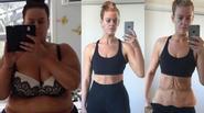 Cô gái gây choáng váng khi giảm được 85 kg và sexy bất ngờ