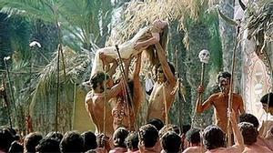 Những phong tục táng người chết kinh dị nhất hành tinh