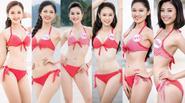 Tiết lộ danh tính 6 mỹ nhân có cơ hội cao nhất đăng quang Hoa hậu Việt Nam 2016