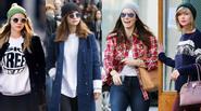 8 kiểu mũ mùa thu được sao Hollywood lựa chọn