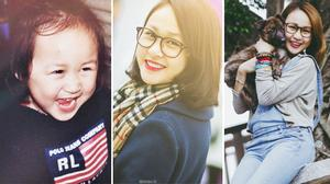 Công chúa nhỏ ngày nào của Thanh Lam giờ xinh đẹp thế này đây