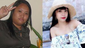 Bị chê xấu mà vẫn lấy được chồng đẹp trai, người vợ trẻ quyết tâm giảm tới 41 kg