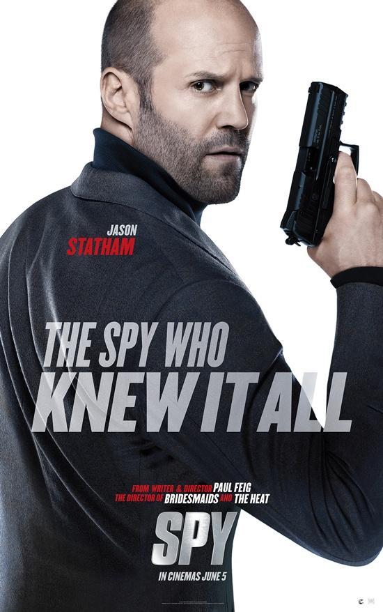 Những vai diễn làm nên tên tuổi 'sát thủ thợ máy' Jason Statham