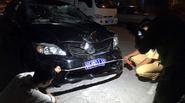 Vụ xe biển xanh Hậu Giang gây tai nạn: 2 người đã tử vong