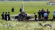Được lệnh nhảy dù nhưng phi công L-39 vẫn cố gắng cứu máy bay và hy sinh anh dũng