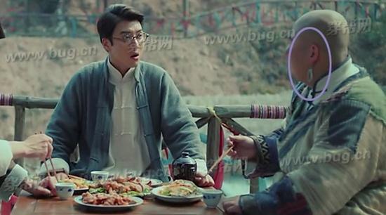 Nhặt sạn đầy rẫy trong phim 'Lão cửu môn'