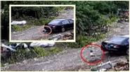 Không quan sát kỹ lưỡng khi lùi xe, nữ tài xế cán qua người cháu trai 2 tuổi