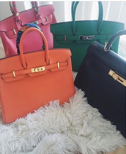Bộ sưu tập những chiếc túi Hermes trị giá cả tỷ đồng khiến nhiều người phải ghen tị