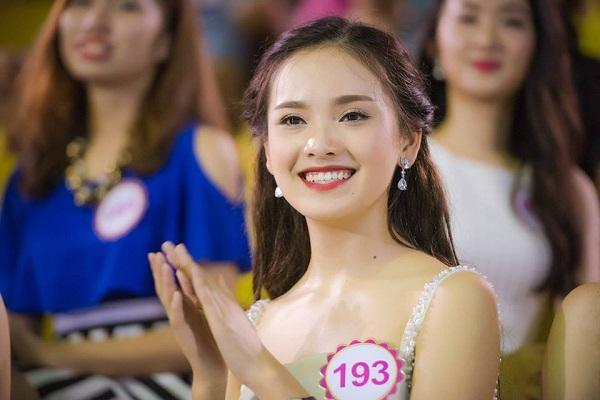 Hoa hậu Ngọc Hân hy vọng vào thí sinh Tố Như.
