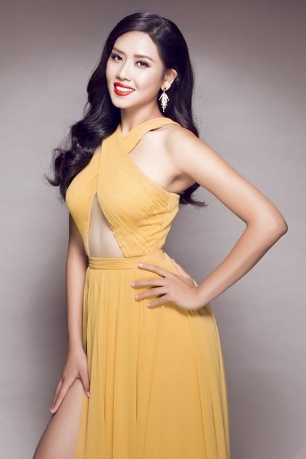 Hoa hậu Biển Nguyễn Thị Loan: