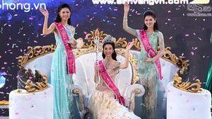 Live: Đỗ Mỹ Linh trở thành Hoa hậu Việt Nam 2016