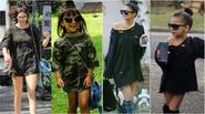Phát cuồng với bản sao phong cách của Selena Gomez, Kendall và Kylie Jenner chỉ mới 6 tuổi