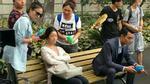 Lâm Tâm Như bầu bí vẫn vất vả đội mưa đóng phim