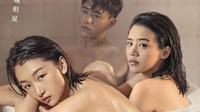Giật mình trước cảnh tắm bồn tập thể của mỹ nữ 9X Hoa ngữ