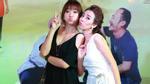 """Hari Won xinh đẹp nhí nhảnh, đọ sắc với """"Hoa hậu hài"""" Thu Trang"""