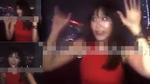 """Lộ clip Hari Won """"quẩy"""" tưng bừng trong Bar"""