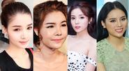 """6 gương mặt """"xẹp - nở"""" gây thị phi nhất showbiz Việt"""