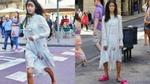 Yoona nhếch nhác, rách rưới ở Tây Ban Nha