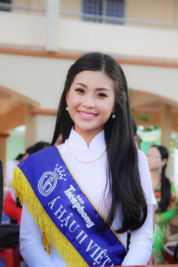 Mỹ nhân đoạt giải Gương mặt khả ái tại các mùa HH Việt Nam đẹp cỡ nào? - Ảnh 6.