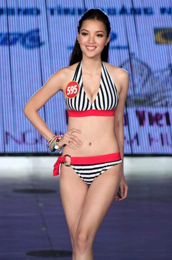 Mỹ nhân đoạt giải Gương mặt khả ái tại các mùa HH Việt Nam đẹp cỡ nào? - Ảnh 16.