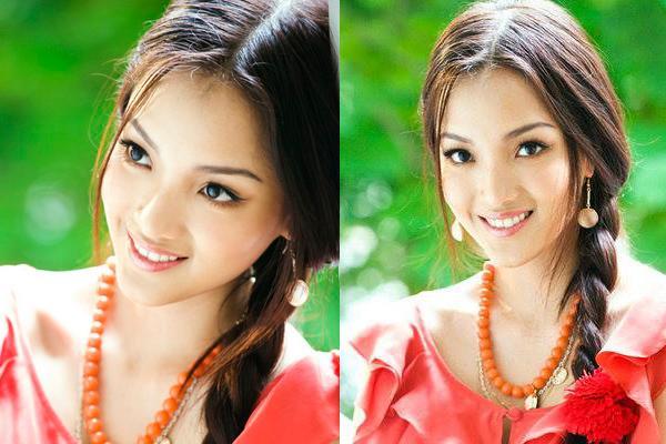 Tuy là một người đẹp được yêu thích nhưng Huỳnh Bích Phương không lấn sân vào làng giải trí.