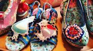 Những đôi giày 'lựa chọn bất thường'