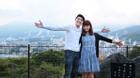 Noo Phước Thịnh đi du lịch bằng trực thăng riêng cùng bạn gái ngoại quốc
