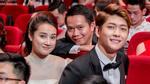 Bị Trường Giang 'bỏ rơi', Nhã Phương sánh đôi cùng Kang Tae Oh đi nhận giải thưởng