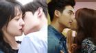 'Bội thực' cảnh hôn trong Yêu em từ cái nhìn đầu tiên và W: Two Worlds