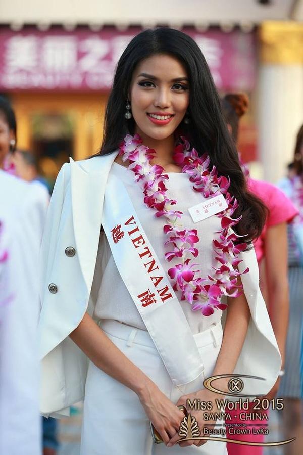 Hay là... cho Lan Khuê một cơ hội thi Hoa hậu Hoàn vũ? ảnh 1