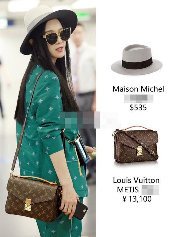Nhìn Phạm Băng Băng dùng hàng hiệu mới thấy đẳng cấp của Fashion Icon