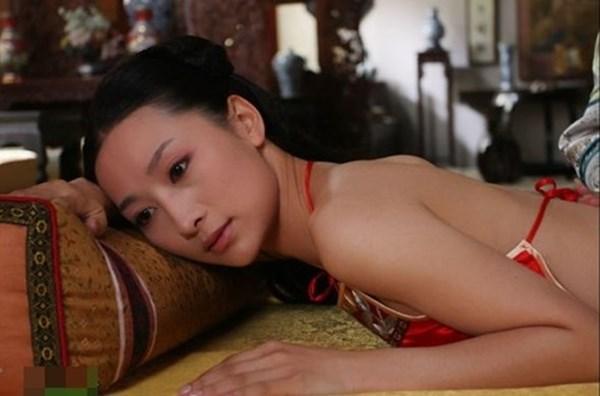 Đốt mắt với tạo hình cổ trang khoe vai trần của mỹ nữ Hoa ngữ - Ảnh 10.