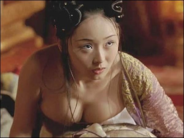 Đốt mắt với tạo hình cổ trang khoe vai trần của mỹ nữ Hoa ngữ - Ảnh 11.