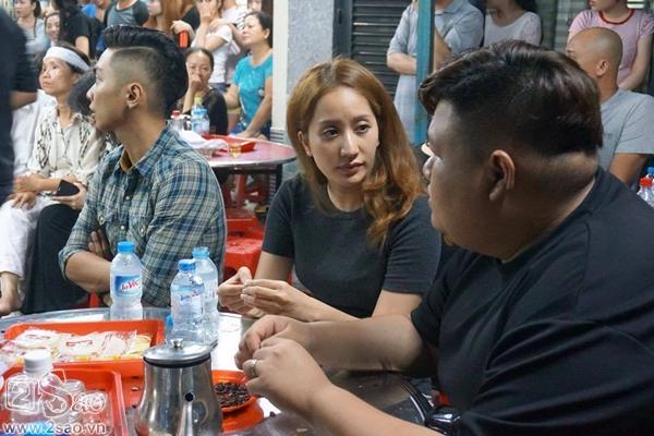 Vợ chồng Khánh Thi, Phan Hiển và Vương Khang