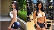 """Cách tập để mông, đùi sexy như """"hoa hậu cơ bắp Brazil"""""""