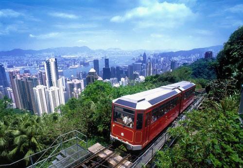 Những điểm dừng chân không thể bỏ qua khi đến Hồng Kông