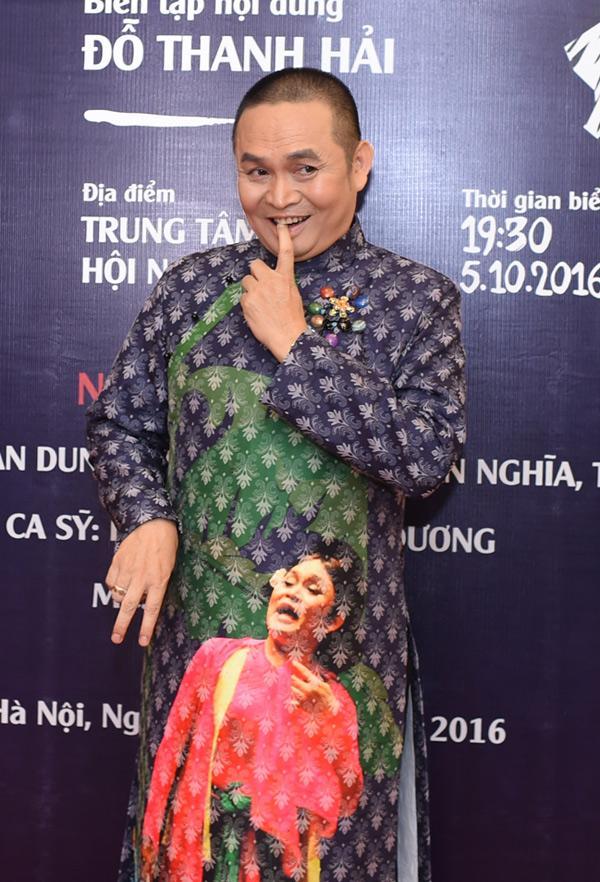 Xuân Hinh là nghệ sỹ đa tài, anh có thể hát xẩm, chèo và bất cứ môn nghệ thuật nào  đòi hỏi độ khó cao.