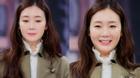 Choi Ji Woo xuống sắc thảm hại, mặt cứng đơ như tượng sáp