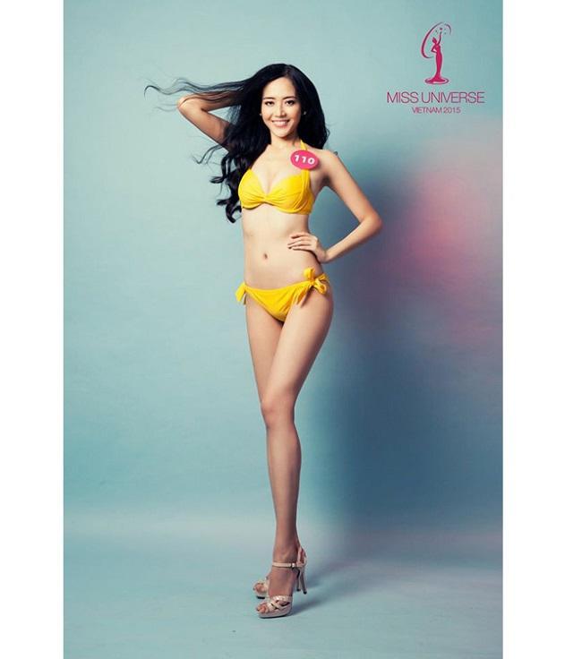 6. Phạm Ngọc Qúy: Giải nhất Teen Model 2010 cũng sở hữu đôi chân dài